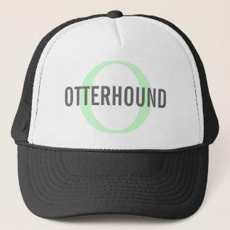 Otterhound Breed Monogram Trucker Hat