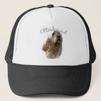Otterhound Dad 2 Trucker Hat