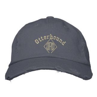 Otterhound Dad Gifts Embroidered Hat