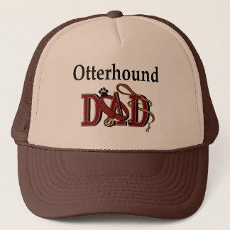Otterhound Dad Gifts Trucker Hat