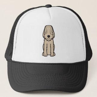 Otterhound Dog Cartoon Trucker Hat