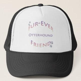 Otterhound Furever Trucker Hat