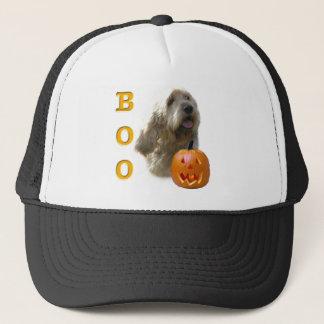 Otterhound Halloween BOO Trucker Hat