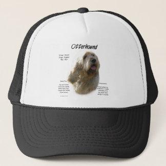 Otterhound History Design Trucker Hat