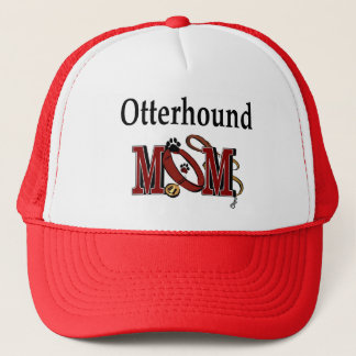 Otterhound MOM Gifts Trucker Hat