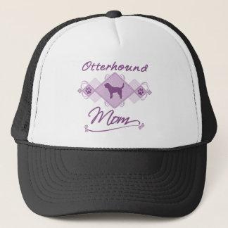 Otterhound Mom Trucker Hat