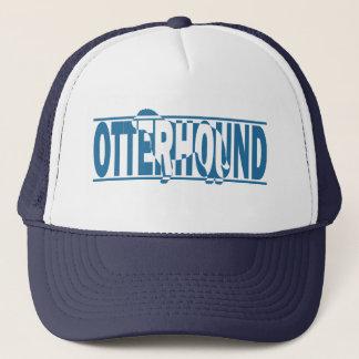 Otterhound Silhouette Trucker Hat