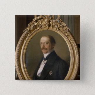 Otto von Bismarck 15 Cm Square Badge
