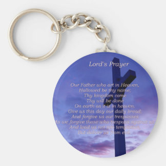 Our Father Keychain