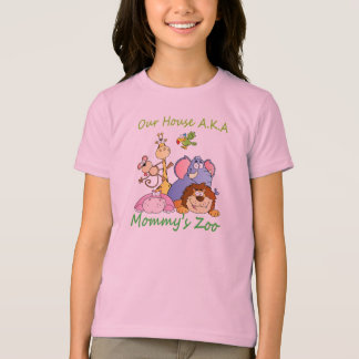 Our House AKA Mommy's Zoo T-Shirt