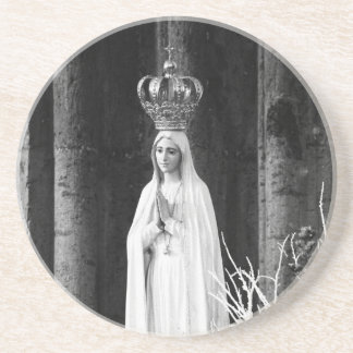 Our Lady of Fatima Coaster