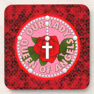 Our Lady Queen of Angels Coaster