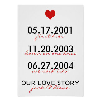 Our Love Story Poster