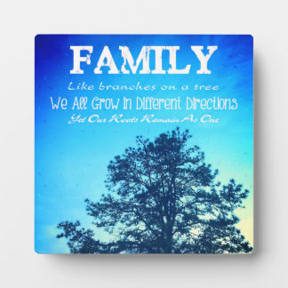 Our Roots Remain As One Printable Quote Plaque