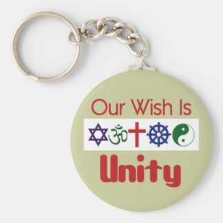 Our Wish UNITY Keychain