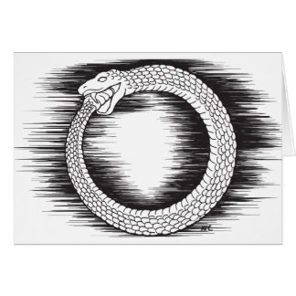 Ouroboros Revolutionary Symbol by KPC Studios Card