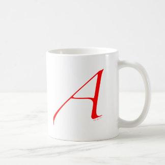Out and Proud Atheist Basic White Mug