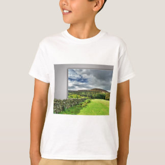 Out of bounds Yorkshire wall T-Shirt