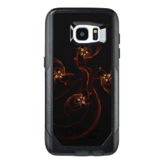 Out of the Dark Abstract Art OtterBox Samsung Galaxy S7 Edge Case