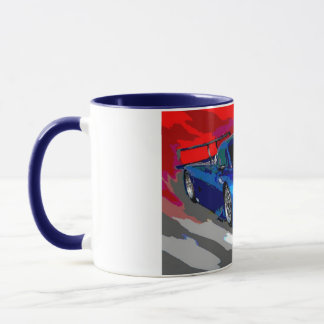 Out of the Flames mug