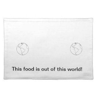 Out Of This World Placemat