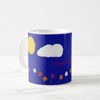 Outdoor Colorful Holiday Classic Mug