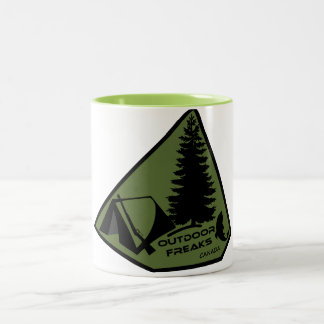 Outdoor Freaks Coffee Mug