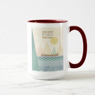 Outdoor Geo II | Roam Mug