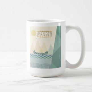 Outdoor Geo III | Wander Coffee Mug