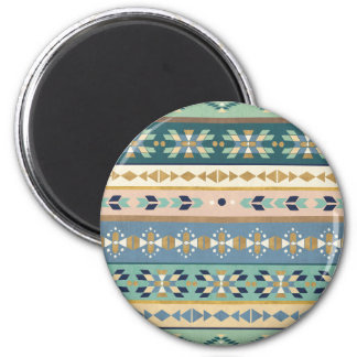 Outdoor Geo Step | Indian Pattern Magnet