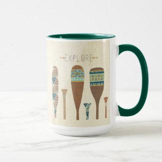 Outdoor Geo VII | Explore Mug
