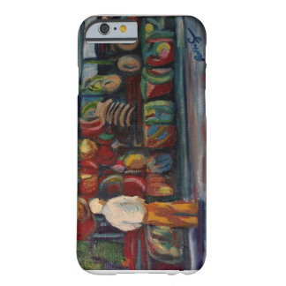 Outdoor Market- Oil Painting Barely There iPhone 6 Case