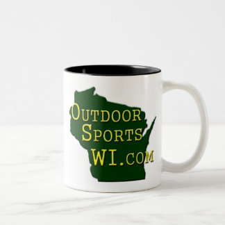 Outdoor Sports Wisconsin - Logo coffee mug