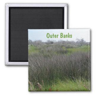 Outer Banks Tidal Salt Marsh Coordinating Items Magnet