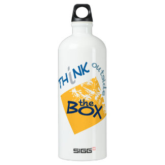 OUTSIDE THE BOX WATER BOTTLE