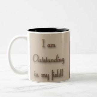 Outstanding! Two-Tone Coffee Mug