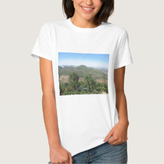 Over the mountains 3 t-shirt