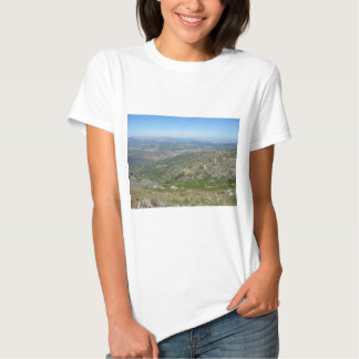Over the mountains tshirt