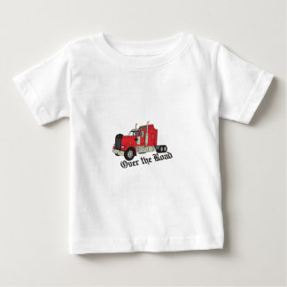 Over The Road Baby T-Shirt
