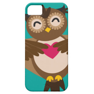 OWL Always Love You iPhone Case iPhone 5/5S Covers