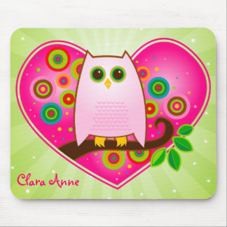 Owl Always Love You Mousepad