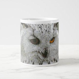 Owl Bone China Large Coffee Mug