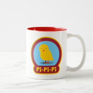 OWL BOO - Chick Two-Tone Mug