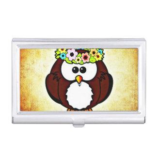 Owl Business Card Holder