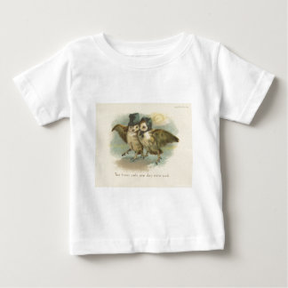owl couple baby T-Shirt