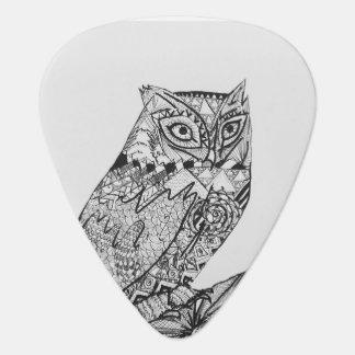 Owl Deer Guitar pic Plectrum