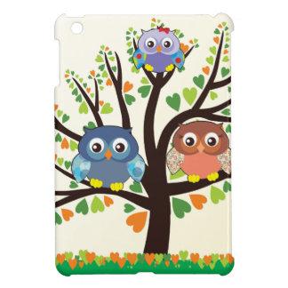 Owl Family case iPad Mini Case