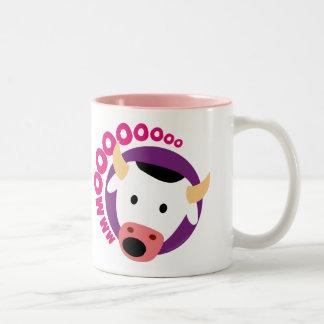 OWLIE BOO - Cow Taza De Café