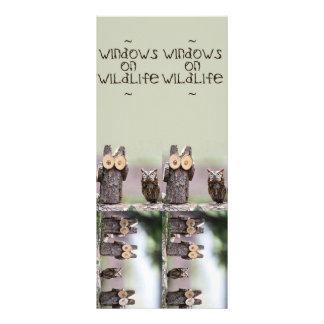 owls10 full colour rack card