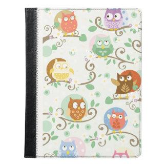 Owls iPad 2/3/4/Folio Case